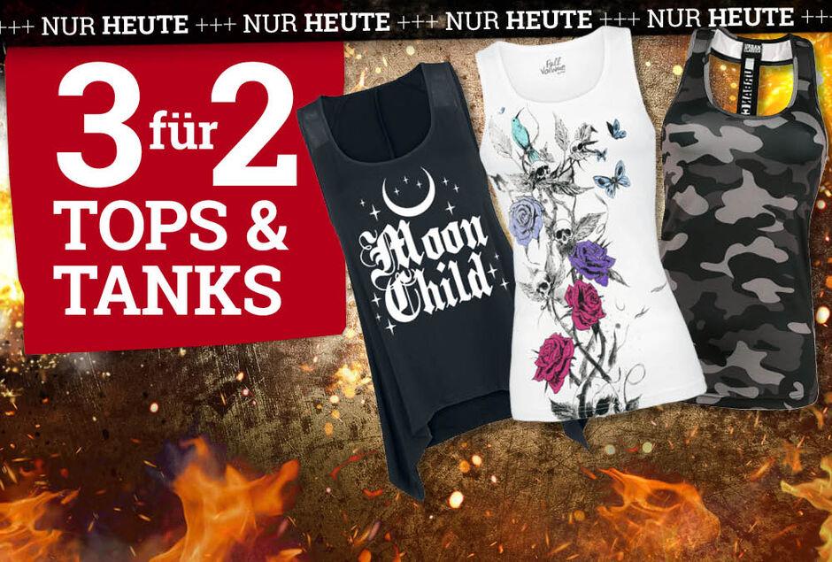 Emp Merchandise Fanartikel Shop Für Rock Entertainment