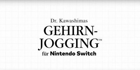 Dr. Kawashimas Gehirn-Jogging für Nintendo Switch