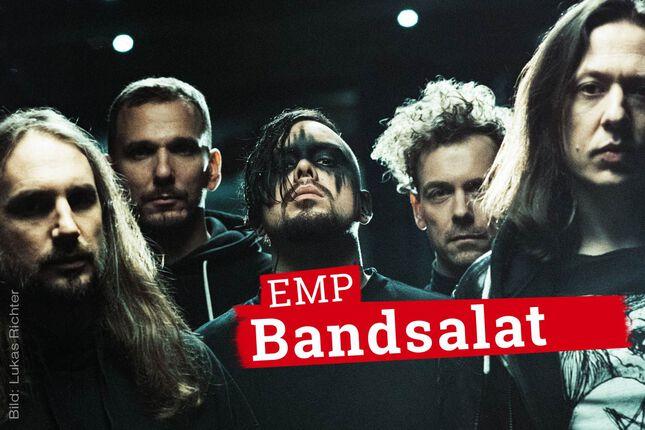 """Bandsalat mit CALLEJON: Herr Horn über das neue Album """"Metropolis"""", das Leben im Lockdown und seinen Arielle-Crush"""