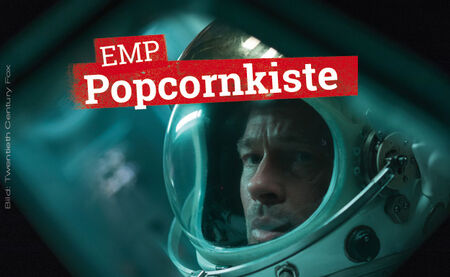 Kinostarts: AD ASTRA – ZU DEN STERNEN, DOWNTON ABBEY & ANGRY BIRDS 2 in der EMP Popcornkiste vom 19. September 2019