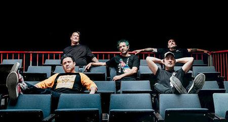Das Album der Woche: Lagwagon mit Railer