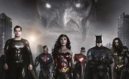 ZACK SNYDER'S JUSTICE LEAGUE: Den neu geschnittenen DC-Blockbuster gibt's jetzt auf Heimkino-Konserve!