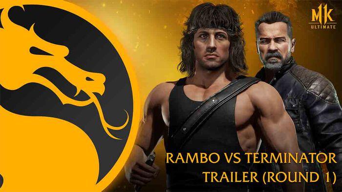 Rambo gegen Terminator – Mortal Kombat 11 Ultimate