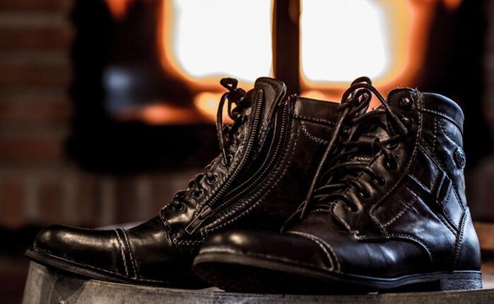 Lace-Up Boot - ein heißer Schuh!