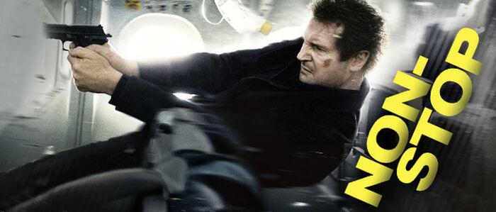 Air Marshal Liam Neeson kriegt die Krise beim NON-STOP Transatlantikflug