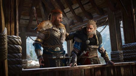 Xbox Series X-Starttitel: Assassin's Creed Valhalla + Watch Dogs: Legion