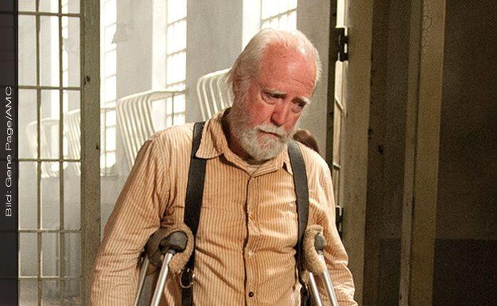 """Scott """"Hershel"""" Wilson von """"The Walking Dead"""" ist tot"""