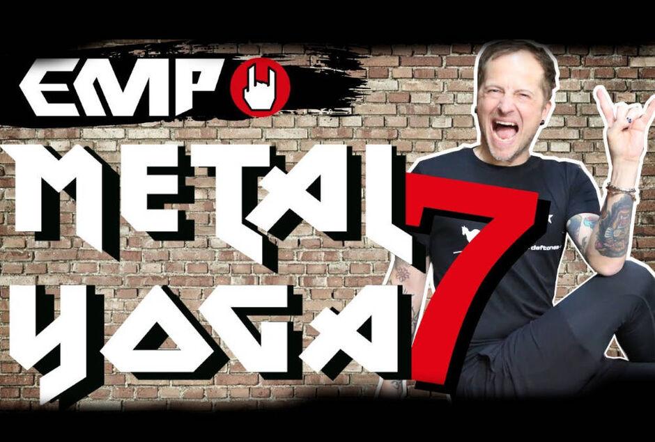 <b>Metal Yoga Folge 07 - Anleitung</b>