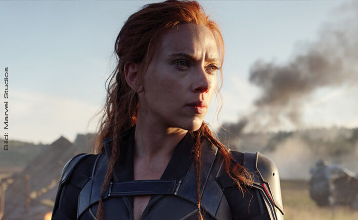 Neue Kino-Trailer: BLACK WIDOW, JUNGLE CRUISE und ANTEBELLUM