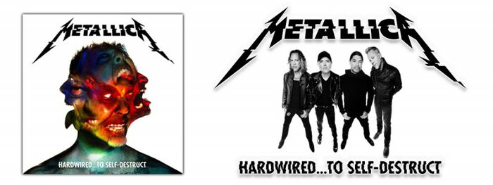 Das Album der Woche: Metallica mit Hardwired…To Self-Destruct