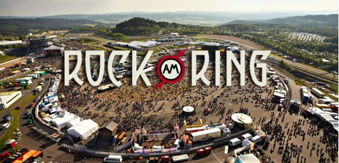 Rock am Ring rockt den Nürburgring vom 07.-09. Juni 2013