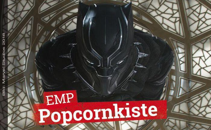 BLACK PANTHER – Der neue Marvel-Kracher startet endlich im Kino