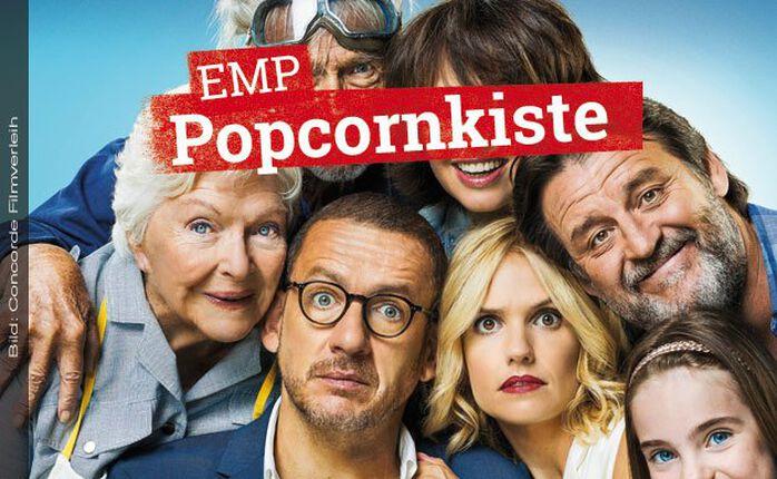 Die EMP Popcornkiste vom 22. März 2018