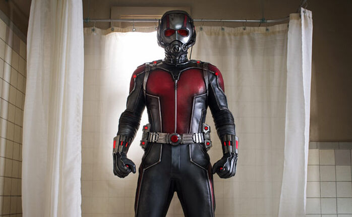 Marvels ANT-MAN: klein, aber oho!
