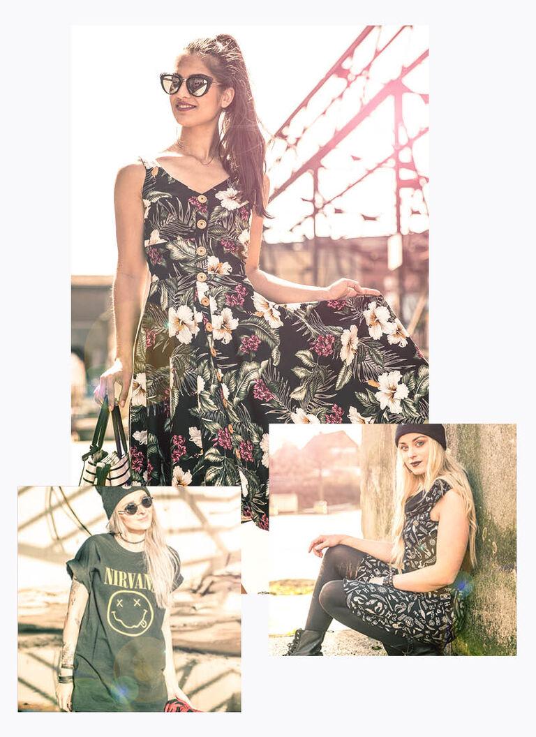 Kleider bei EMP  Sexy, modern & elegant ➤ Jetzt einkleiden