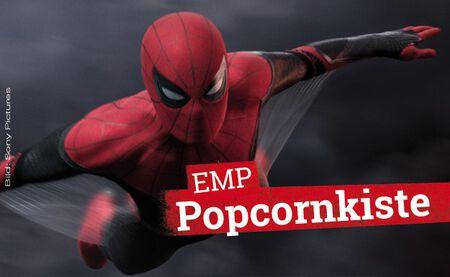 Die EMP Popcornkiste vom 4. Juli 2019: SPIDER-MAN: FAR FROM HOME und ANNABELLE 3