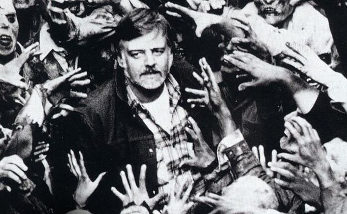 GEORGE A. ROMERO, der Master of Zombies, ist tot
