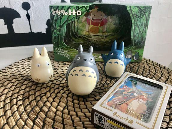 Ghibli – Totoro und Prinzessin Mononoke