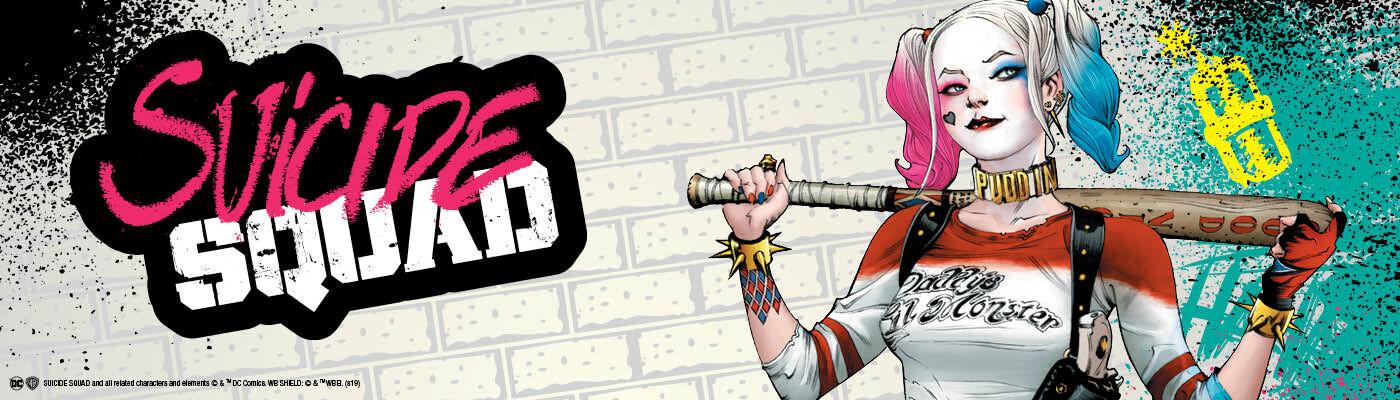 Suicide Squad Fanartikel Von Harley Quinn Bis Deadshot Emp Shop