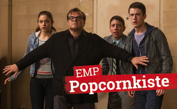 Die EMP Popcornkiste zum 4. Februar 2016