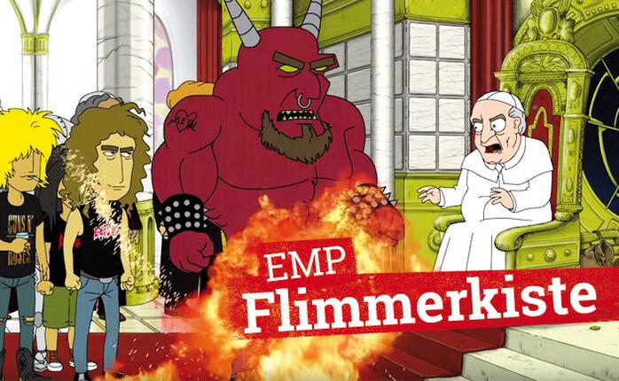 Die EMP Flimmerkiste zum 22. Juli 2016 feat. HEAVY METAL MANIACS - DER FILM