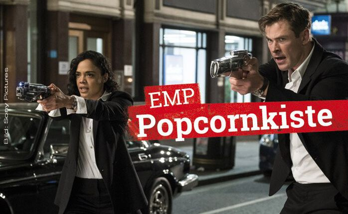 Neue Kino-Trailer: MEN IN BLACK: INTERNATIONAL und WIR