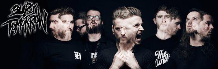 Das Album der Woche: Bury Tomorrow mit Black Flame
