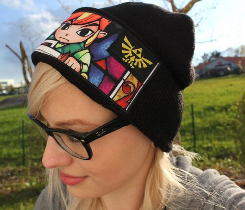 Kopfsache: Wind Waker-Mütze und Ghostbusters-Cap
