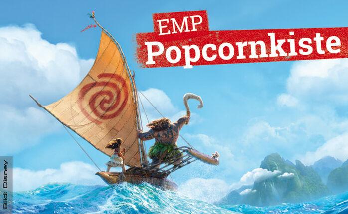 Die EMP Popcornkiste zum 22. Dezember 2016