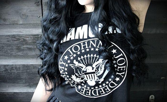 Mein Ramones Vintage Top!