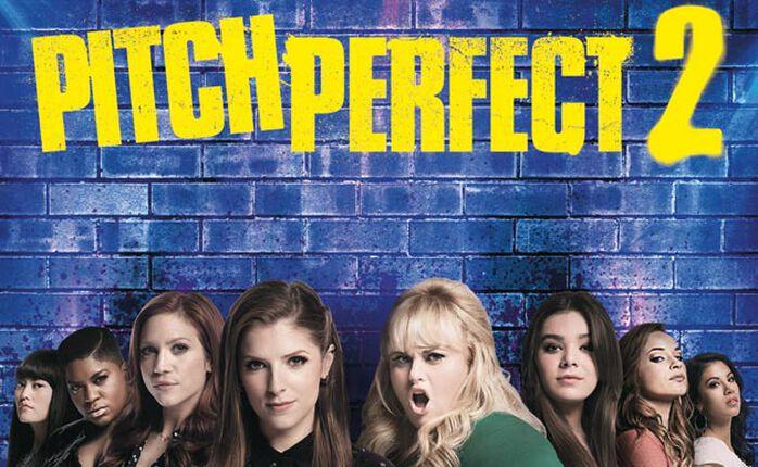 PITCH PERFECT 2 - Die Barden Bellas trällern wieder