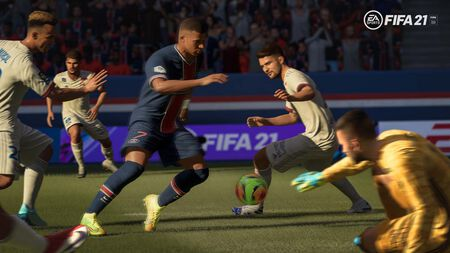 FIFA 21: Kylian Mbappé als Coverspieler