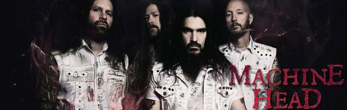 Das Album der Woche: Machine Head mit Cartharsis