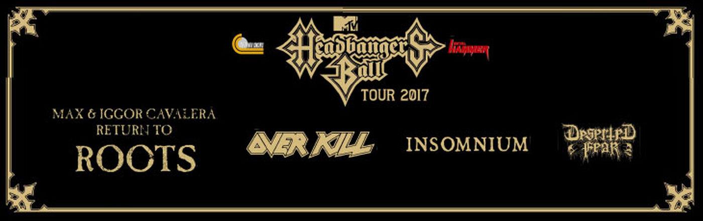 Headbanger's Ball 2017