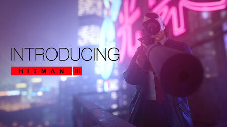 Hitman 3 – Sandbox VR-Trailer