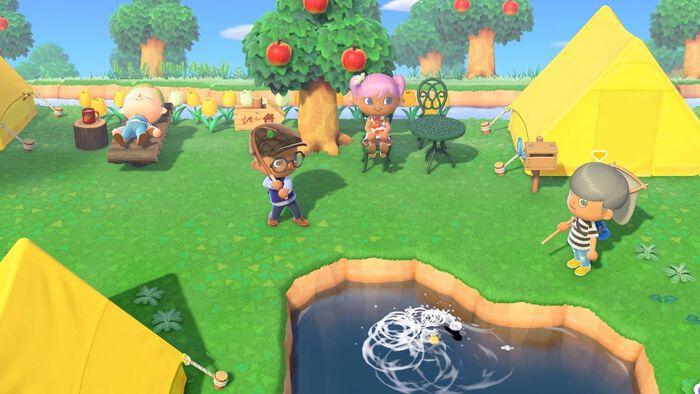 Animal Crossing: New Horizons für Nintendo Switch