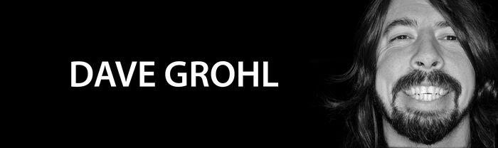Dave Grohl – 50 Jahre Musikgeschichte