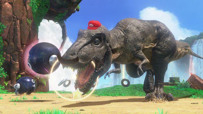 Angezockt: Super Mario Odyssey