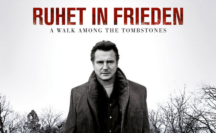 Liam Neeson macht den Liam Neeson in RUHET IN FRIEDEN - A WALK AMONG THE TOMBSTONES