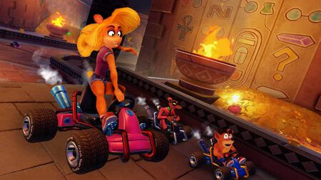 Crash Team Racing Nitro-Fueled: Grand Prix!