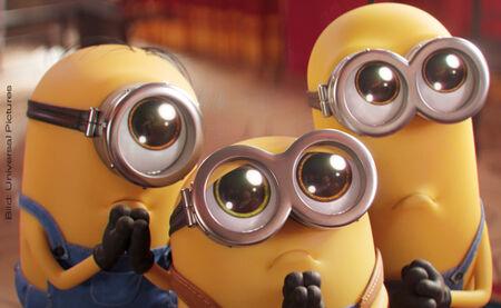 Neue Kino-Trailer: MINIONS 2: AUF DER SUCHE NACH DEM MINI-BOSS und SAW: SPIRAL