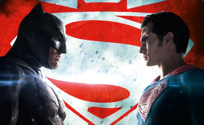 BATMAN V SUPERMAN - fette, aber wirre DC-Action!