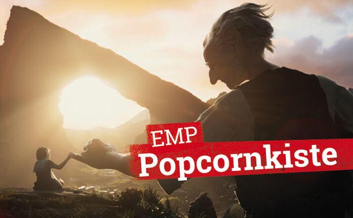 Die EMP Popcornkiste zum 21. Juli 2016