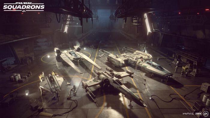 Offiziell angekündigt: Star Wars: Squadrons