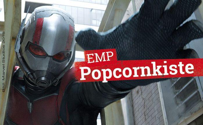 ANT-MAN AND THE WASP – Marvels neuer Kracher endlich bei uns im Kino!