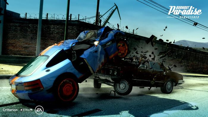 Burnout Paradise Remastered kommt für Nintendo Switch