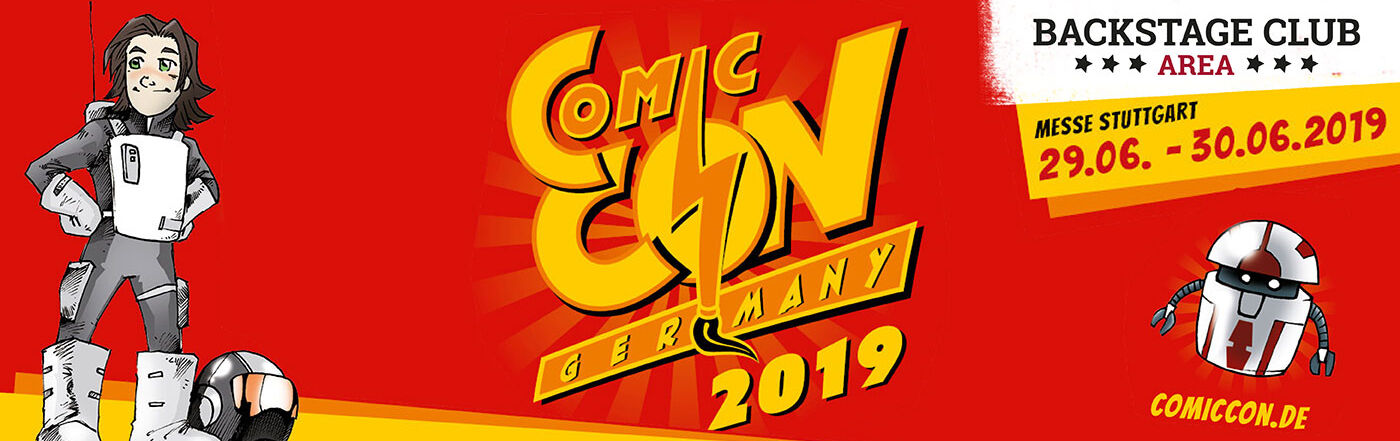 Comic Con Germany 2019