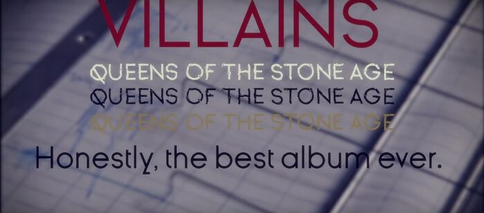 Das Album der Woche: Queens Of The Stone Age mit Villains