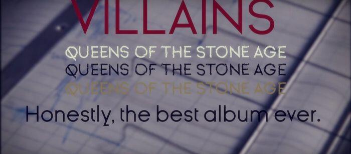 Das Album der Woche: Queens Of The Stone Age mit Villains
