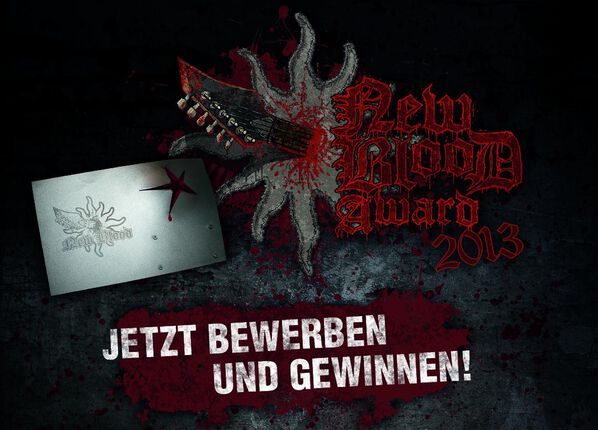 EMP präsentiert den NEW BLOOD AWARD 2013!